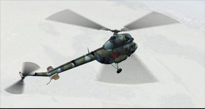PZL Mil Mi 2 Hoplite FSX P3D  3