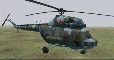 PZL Mil Mi 2 Hoplite FSX P3D  4