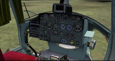 PZL Mil Mi 2 Hoplite FSX P3D  7