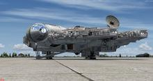 Star Wars Millenium Falcon FSX P3D 7