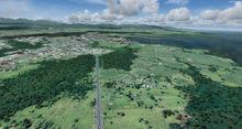 The Guadeloupe Free for P3Dv4 3