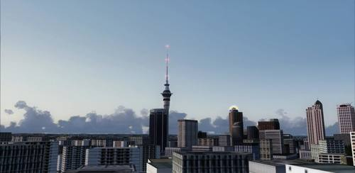 Real New Zealand Auckland City FS2004