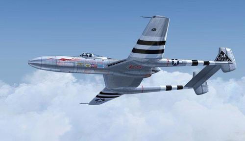 Kai-whakawa XP-54 FS2004
