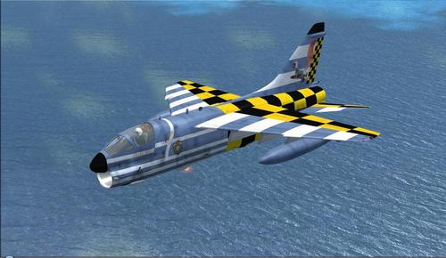 A-7E / H Corsair Hellenic Cua Force FSX