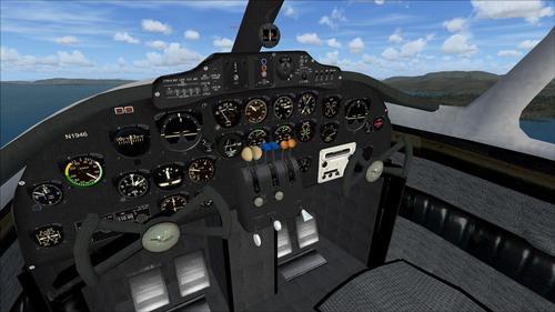 Aero Panglima 560A FS2004