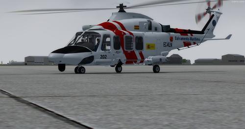 AgustaWestland AW139 FSX & P3D