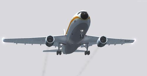 ಏರ್ಬಸ್ A300B1 / B2 / B4 FSX  &  P3D