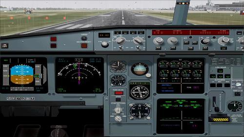 Airbus A300B4-203 Air Seychelles FS2004