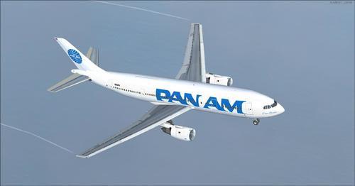 Airbus A300 anitzeko livreako Mega Pack FSX  &  P3D