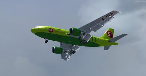 """Airbus A310 Multi-Livery"" FSX  &  P3D"