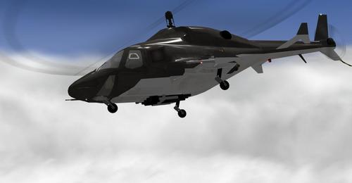 Airwolf X-Plane  10