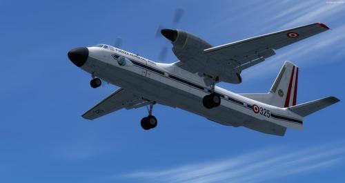 Antonov AN-32 FSX  &  P3D