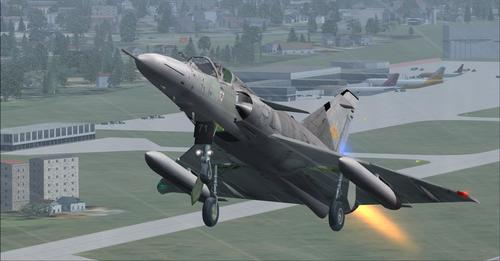 Atlass gepards C FSX  &  P3D