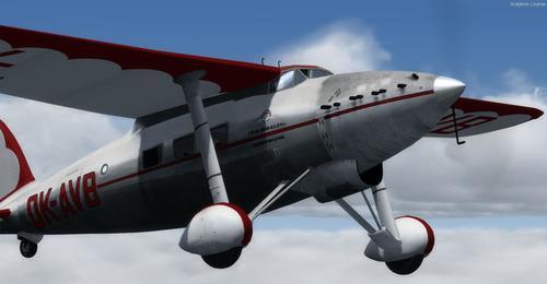 Avia_156_Project FSX_P3D_intro1