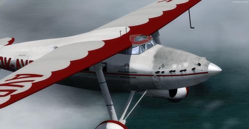 Avia_156_Project FSX_P3D_intro22