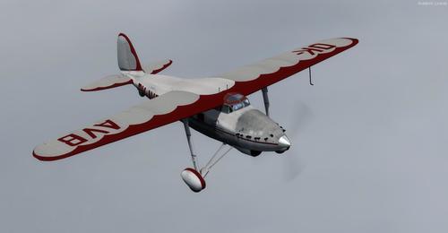 Avia_156_Project FSX_P3D_intro33