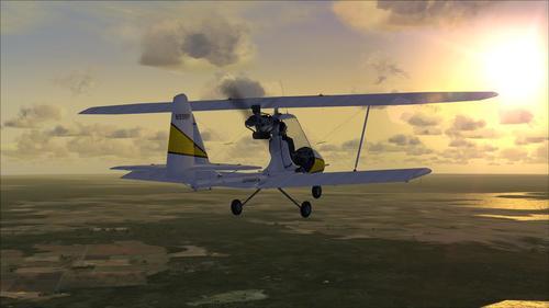 """""""Aviatika_MAI-890_Ultralight_Biplane_""""FSX-SP2-Ac_33"""
