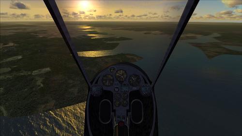 """""""Aviatika_MAI-890_Ultralight_Biplane_""""FSX-SP2-Ac_44"""