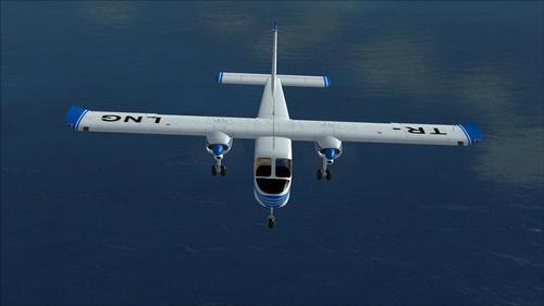 Britai Normanas BN-2 salų - Transgabon FS2004