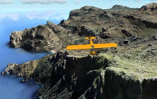 バレアレス諸島v2 FSX  &  P3D