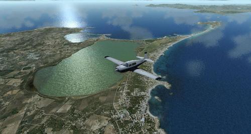 Balearic ကျွန်းများ v2 FSX  &  P3D