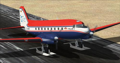 Basler BT-67 Base Pack FSX & P3D