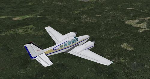 Beechcraft_Baron_58_V2_X-Plane_10_33