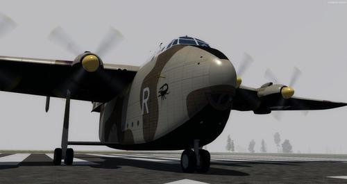 Blackburn Beverley FSX & P3D