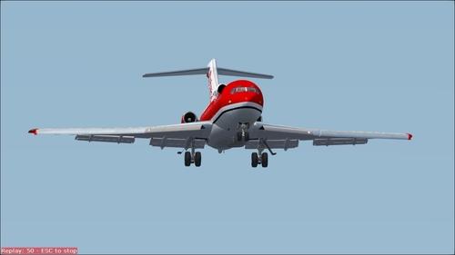 Boeing 727-100 MegaPack FSX & P3D