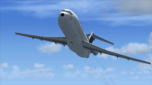 Boeing 727-200 Avanse FSX & P3D