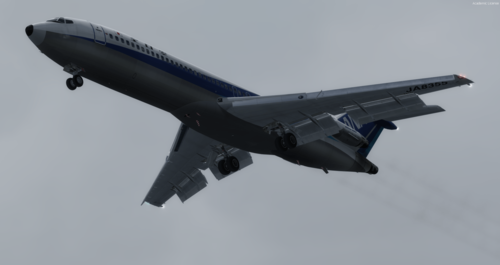 Boeing 727-200 154 Liveries FSX  &  P3D