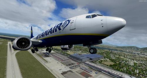 Boeing 737-MAX8 Multi-Livre FSX & P3D