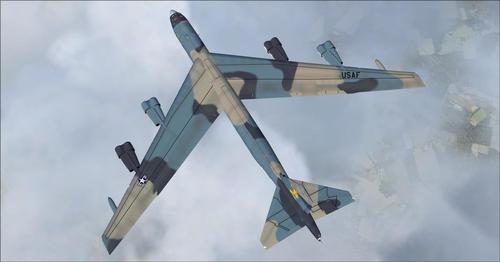 Boeing B-52 Stratofortress Alphasim FSX SP2 & P3D