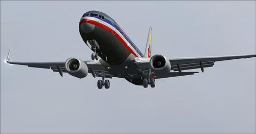 โบอิ้ง B737-823 Advanced VC FSX  &  P3D