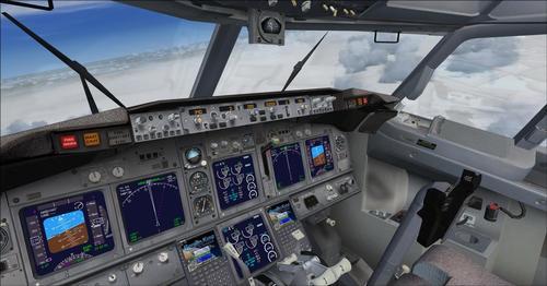 Boeing B737-823 Advanced VC FSX & P3D