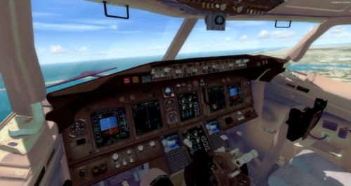 Boeing E-767 84-3504 Japon ASDF FSX & P3D
