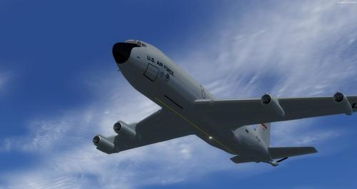 Boeing KC-135 Stratotanker Kunshin FSX  &  P3D