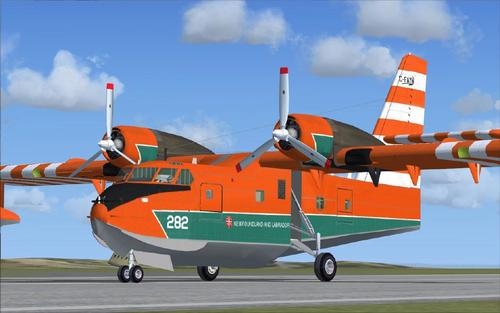 Bombardier Canadair CL-215 FS2004