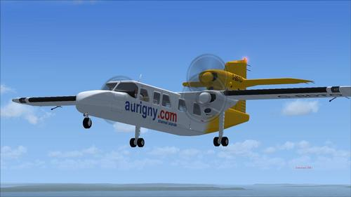 Britten-නෝමන් BN2A මාක් ලයිව්-2 Trislander FS2004