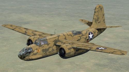 Douglas A-20 Havoc FSX & P3D