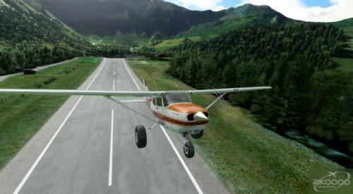 Cessna 172 Bush Kit G1000 MSFS 2020