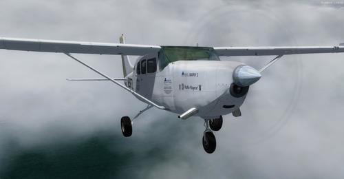 Cessna T206H Soloy Turbine PAC Mak 2 FSX & P3D
