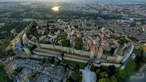 Cit _de_Carcassonne_France_MSFS_2020_1