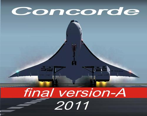 Concorde kawg Version-A 2011 FS2004