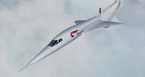 Concorde Historical Pack FSX  &  P3D