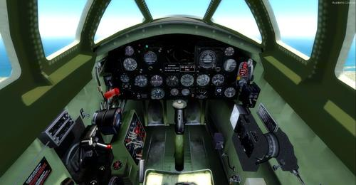 Convair_Model_7002_XF-92A_FSX_P3D_44