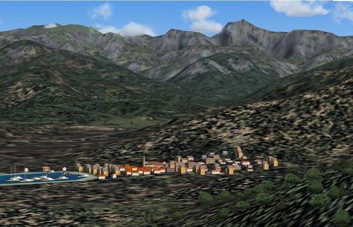 Tikanga Corsica I FSX & P3D