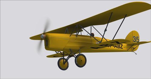 Curtiss Reid Rambler MK.III FSX & P3D