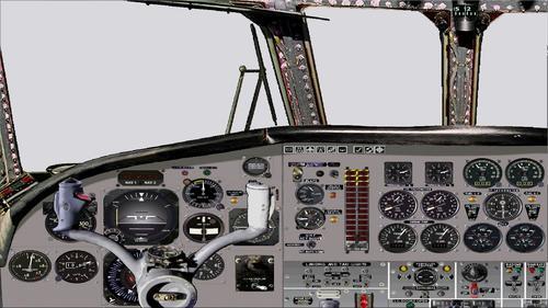 डसॉल्ट Breguet अटलांटिक 1 समुद्री अमेरिका FS2004