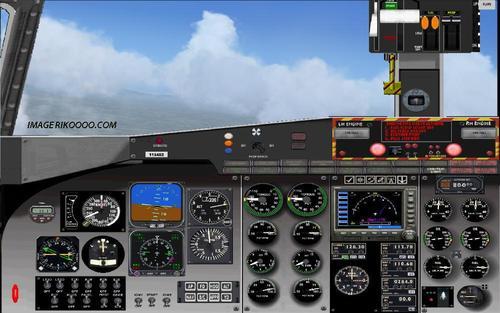 De Havilland DHC5 Buffalo Forces Canadiennes FSX